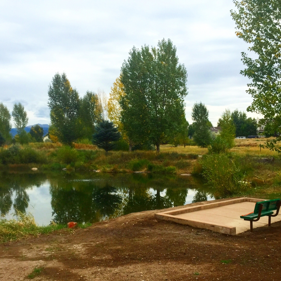 Eagle Ranch Kid's Fishing Pond